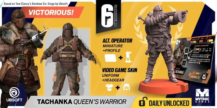 [best saga games]6: Siege: All 7 Exclusive Skins Revealed as Kickstarter Campaign Nears End with $1.5m Pledged