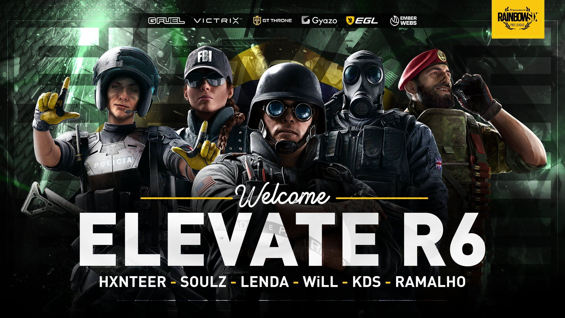 elevate an
