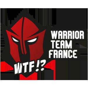 Warrior Team France logo