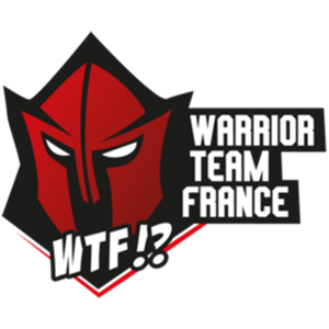 Warrior Team France team logo