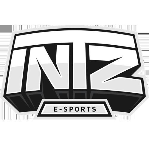 INTZ e-Sports team logo
