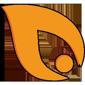 dat fLAM3RS logo
