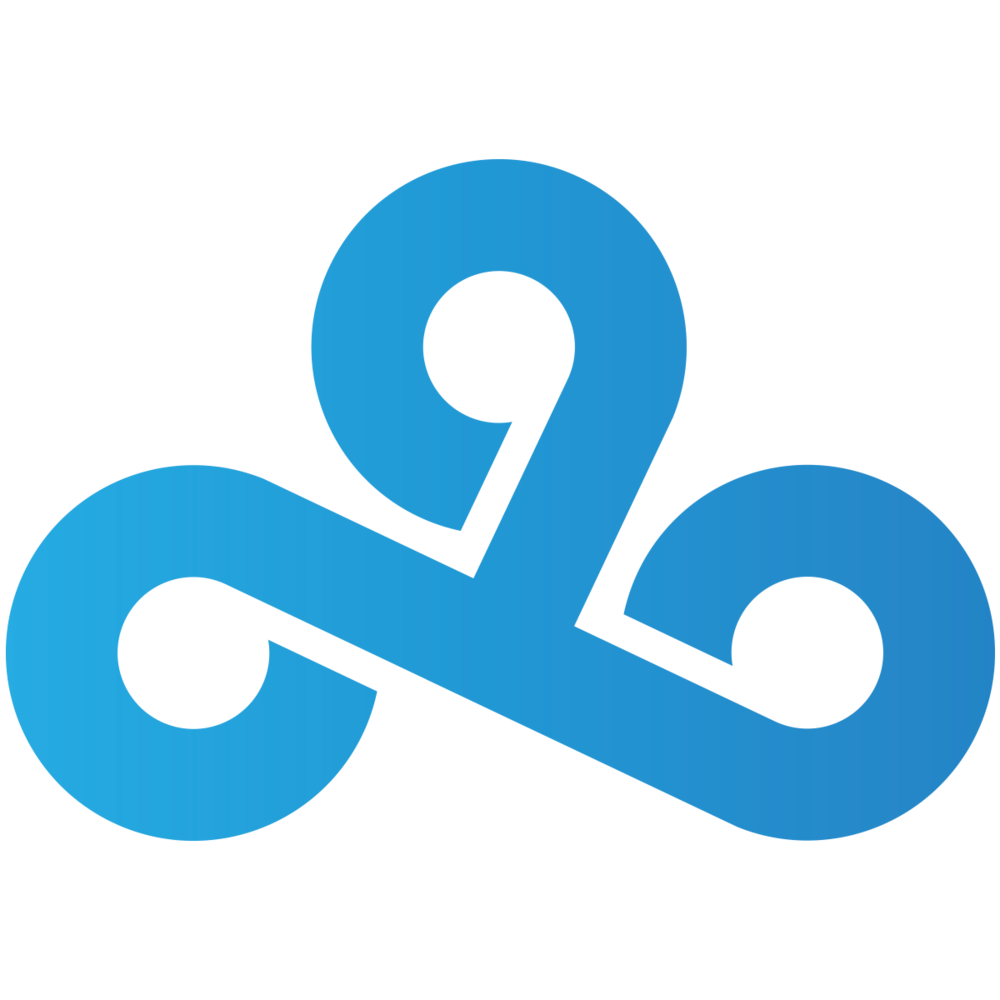 Cloud9 team logo