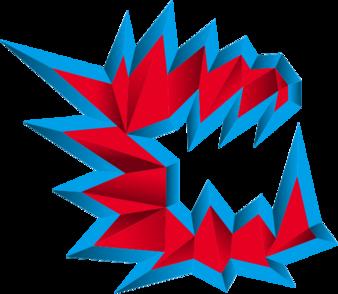 CYCLOPS athlete gaming logo