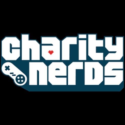 Charity Nerds logo