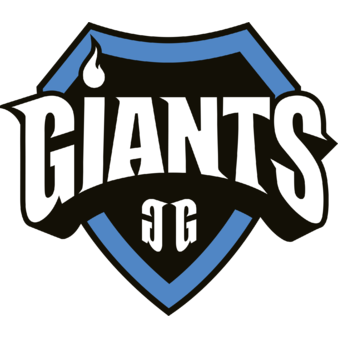 Giants Gaming team logo