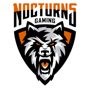 Nocturns Gaming team logo