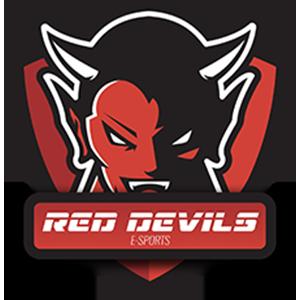Red Devils e-Sports logo