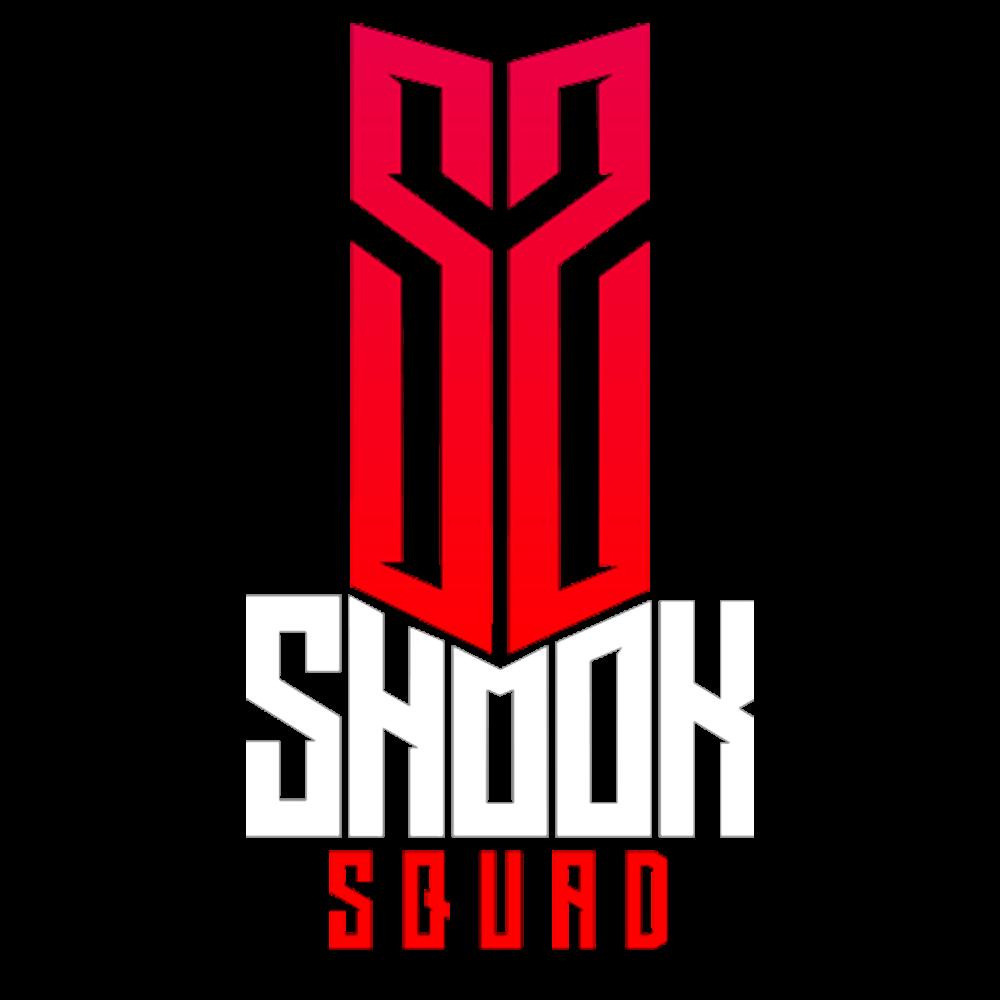 Shook Squad team logo