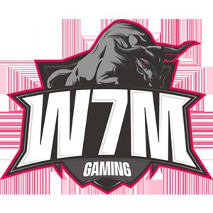 W7M Gaming logo