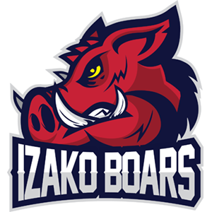 Izako Boars team logo