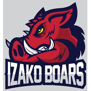 Izako Boars logo