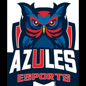 Azules Esports team logo