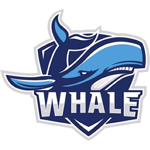 Logo for WHALE
